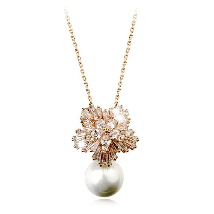 luxurious jewelry inlay AAA top...