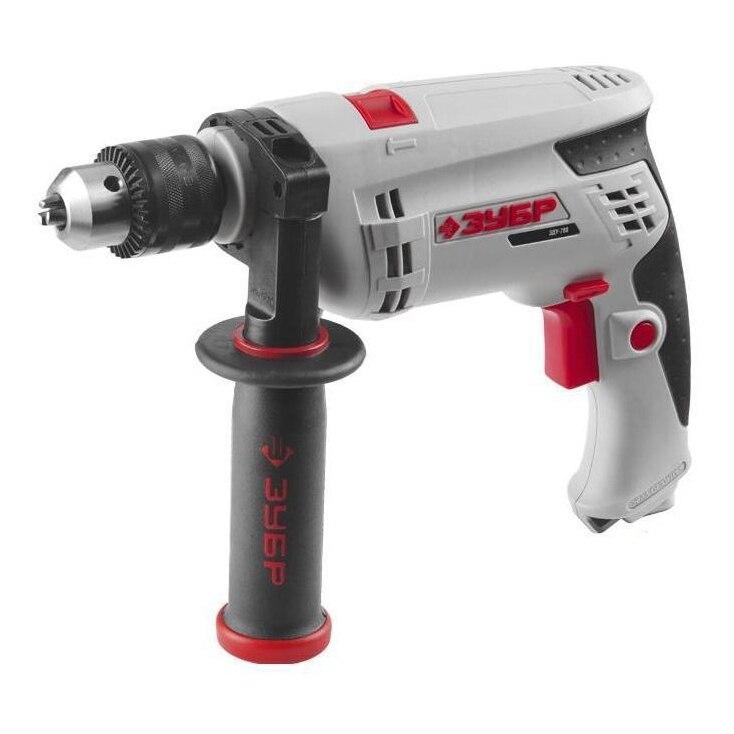 Drill impact BISON ЗДУ-780 ЭРМ 2 (Power 780 W, reverse, key holder, extra grip) аккумулятор для metabo 4 8v 1 3ah ni cd power grip 2 power grip flashlight powermaxx series 6