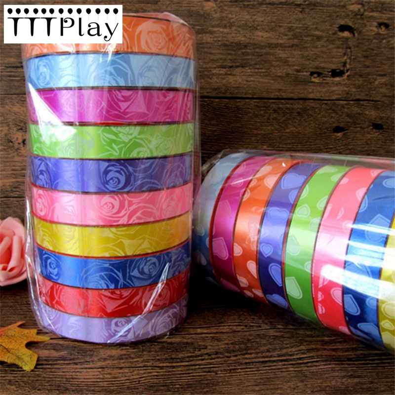 10 rolls foil balloon ribbon 18cm x 1100cm wedding decoration diy 10 rolls foil balloon ribbon 18cm x 1100cm wedding decoration diy gifts wholesale birthday party supplies balloons accessories junglespirit Gallery