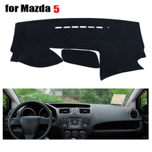 font b Car b font dashboard covers mat for MAZDA 5 2010 2016 years Left