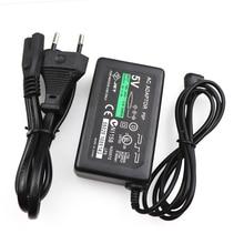 Para PSP cargador 5V adaptador de CA cargador de pared para el hogar cable de alimentación para Sony PSP PlayStation 1000 de 2000 de 3000 de la UE nos enchufe