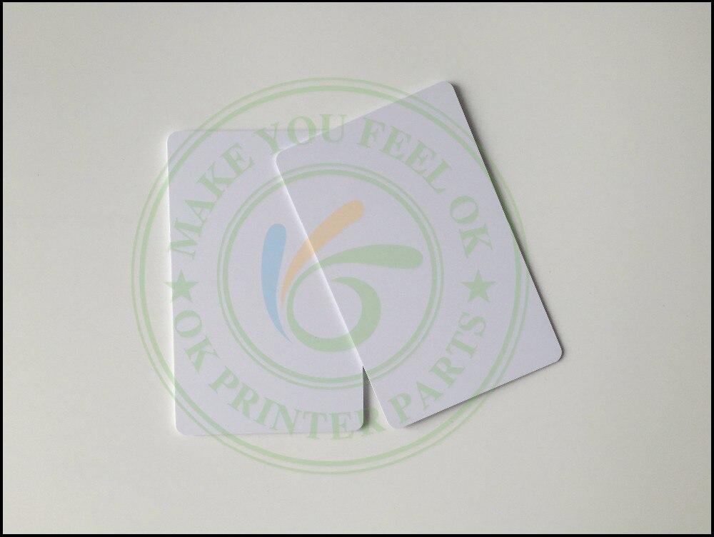 230pc brilhante cartao de pvc para impressao a jato de tinta para impressora epson r260 r270