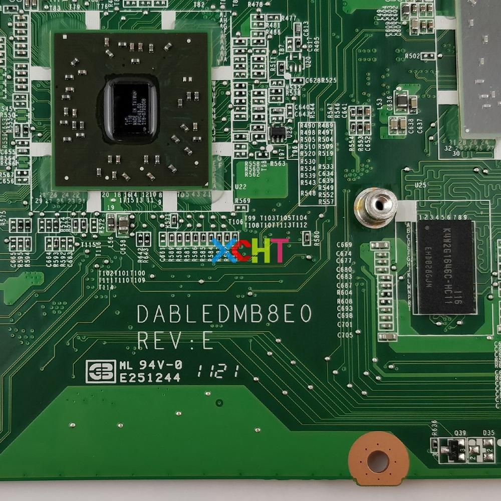 Image 5 - A000081070 DABLEDMB8E0 w E350 CPU 216 0774191 GPU for Toshiba L750 L750D Notebook PC Laptop Motherboard Mainboard-in Laptop Motherboard from Computer & Office