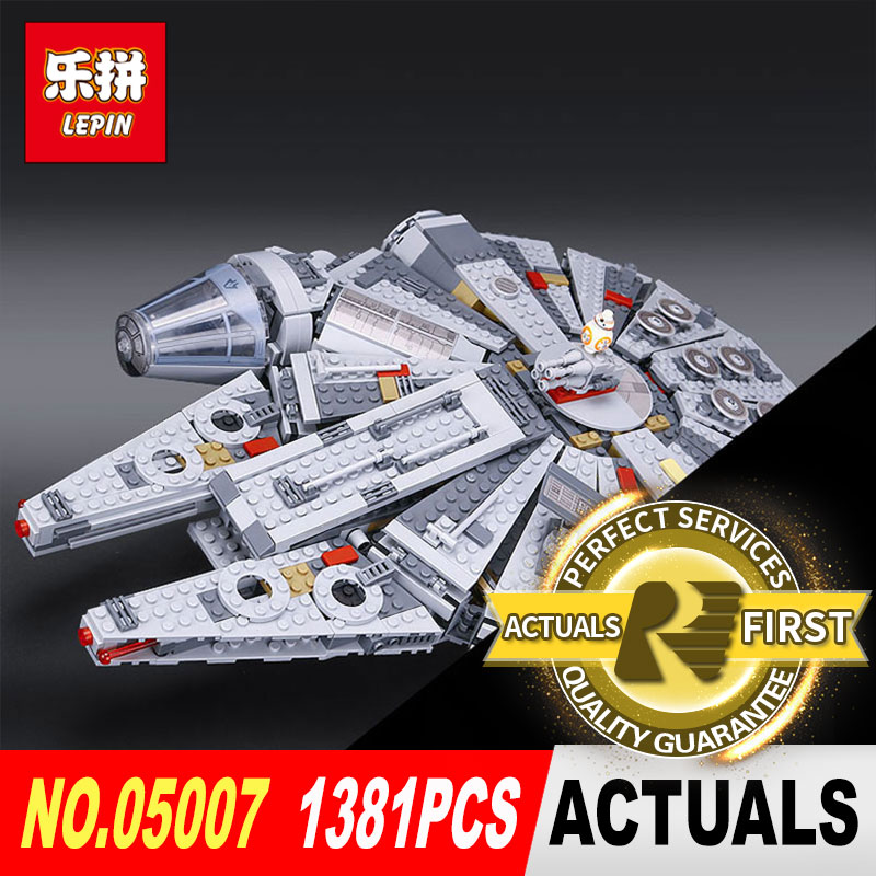lepin 05007 star wars star destroyer small millennium falcon LegoINGs 10467 starwars bricks model building blocks toys for boys ynynoo lepin 05007 star assembling building blocks marvel toy compatible with 10467 educational boys gifts wars