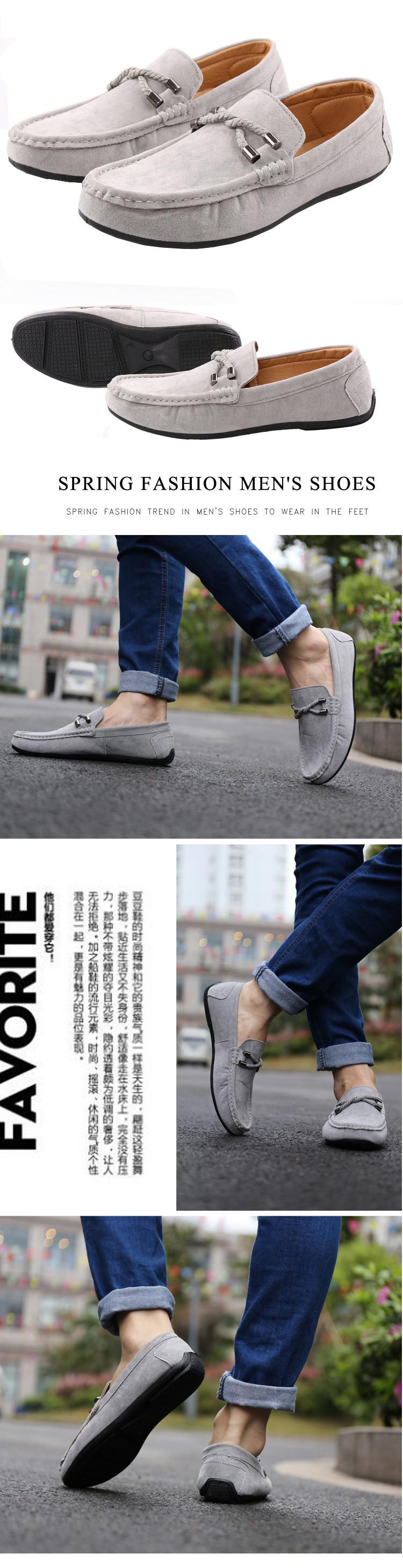 HTB14eGoUpzqK1RjSZFoq6zfcXXaB UPUPER Spring Summer NEW Men's Loafers Comfortable Flat Casual Shoes Men Breathable Slip-On Soft Leather Driving Shoes Moccasins