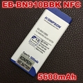 5600 mah batería nfc nfc para samsung note 4 eb-bn910bbk galaxy nota4 N910F N910A N910C N910U N910H N910FQ SCL24 N910X N910W N910V