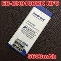 5600mAh EB-BN910BBK NFC For Samsung Note 4 NFC battery Galaxy note4 N910H N910A N910C N910U N910F N910FQ SCL24 N910X N910W N910V