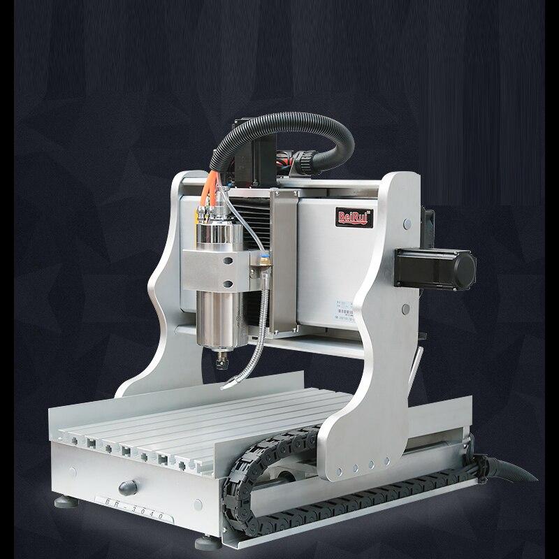 Kleine Gravur Maschine Hohe Präzision Verarbeitung CNC Bohren & Fräsen Maschine Holzbearbeitung Jade Metall