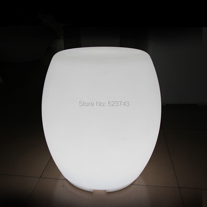 Waterproof Plastic LED bar furniture luminous rechargeable round drum led barstools with remote control for party pub decoration new for 7 85 inch dns airtab mw7851 tablet capacitive touch screen panel digitizer glass sensor replacement free shipping