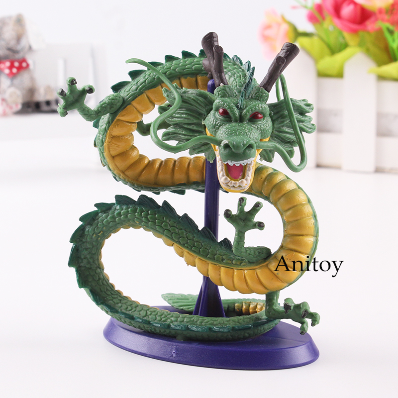 Dragon Ball Figure Dragon Ball Z Shenron Eternal Dragons Action Figure Toy 10cm cmt instock dragon ball z action figure tp time patroller xenoverse edition s h figuart