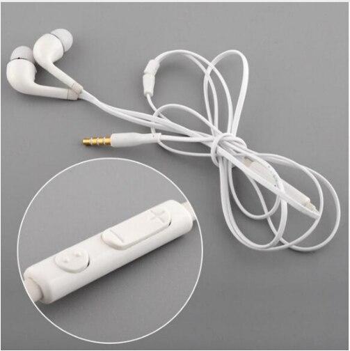 Наушники с микрофоном наушники-вкладыши 3,5 мм для Samsung Galaxy S8 S7 S6 край S3 Note 4 ecouteur