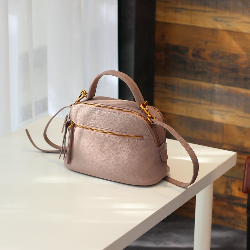 Women Real cow Leather Tote Bag Female Leisure Large Shoulder Bags Casual Soft Genuine Leather Handbag Crossbody Bag