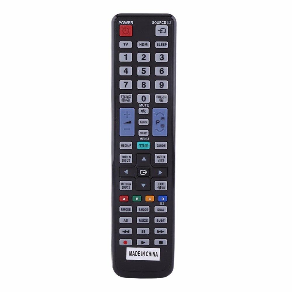 Pour Samsung HDTV LED Smart TV Contrôleur Universel Télécommande de Remplacement Pour BN59-00940A/BN59-01018A/BN59-01069A/LE32C530F1