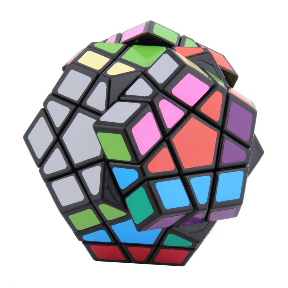 Contemplative Ocday Magic Cube Neo Stress Special Toys 12side Megaminx Magic Cube Puzzle Speed Office Educational Toys For Autism Anti-stress Selling Well All Over The World Magic Cubes Puzzles & Games