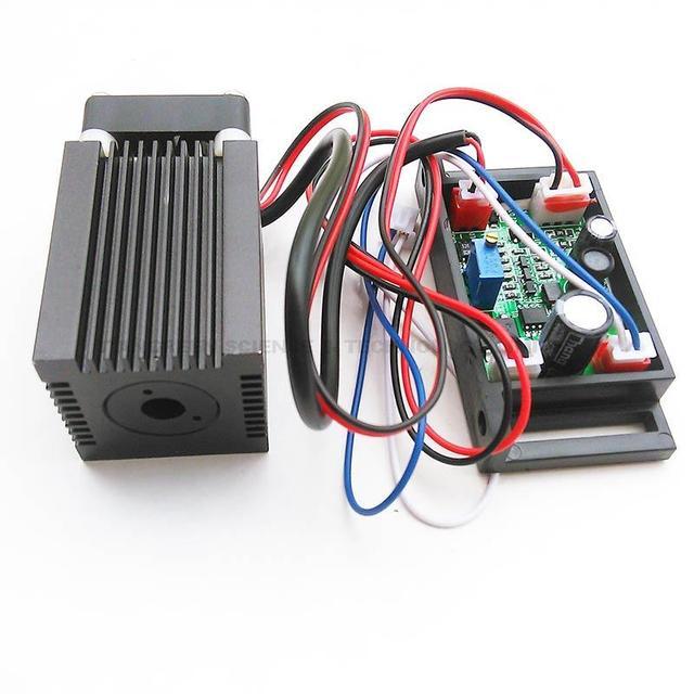 Module Laser rouge offre spéciale mW, tête TTL, pièce déclairage de scène, classe industrielle, dc 12v, 200 650nm 660nm