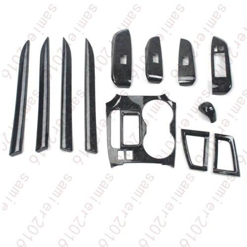 12x 瑪瑙色インナートリムキットフルセットカバートヨタクルーガー用ハイランダー 14 15 - Angryrabbit1000 Store