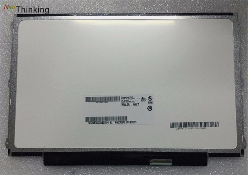 NeoThinking B125XW01 V.0 LP125WH2 TLE1 LTN125AT01 LP125WH2 TLB1 Laptop Lcd Screen ThinkPad X220 x220i free shipping 12 5inch lcd screen lp125wh2 spm1 m125nwn1 b125xtn01 lp125wh2 tpb1 slim lcd screen edp 30pins
