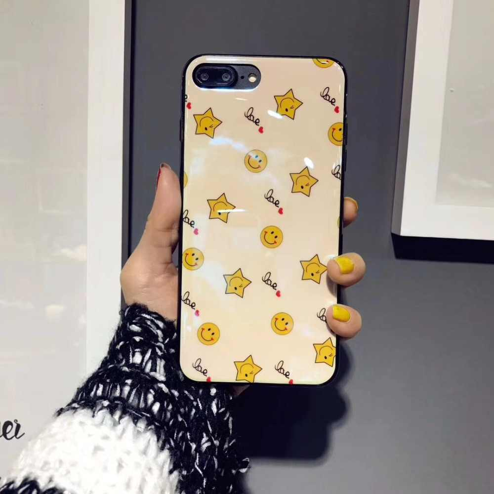 detail feedback questions about ayj hot fashion smile sweet tpu