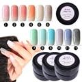 12 Pcs/set BORN PRETTY Soak Off Fur Gel 5g Fur Effect Manicure Nail Art UV Gel Polish 12 Colors