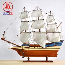 LUCKK 75 CM MAY FLOWER Wooden Model Ship Assembling Classics Home Decoration Accessorie Crafts Building Kits Toys Gift Souvenir