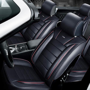 Car Leather Seat Cover For Audi A3 A4 B6 B8 A6 A5 Q7