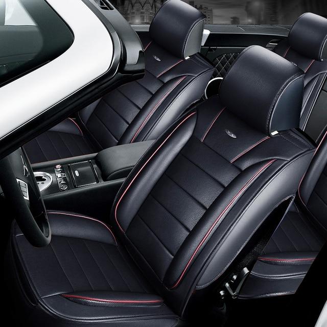 2017 Housse De Si 232 Ge De Voiture En Cuir Pour Audi A3 A4 B6