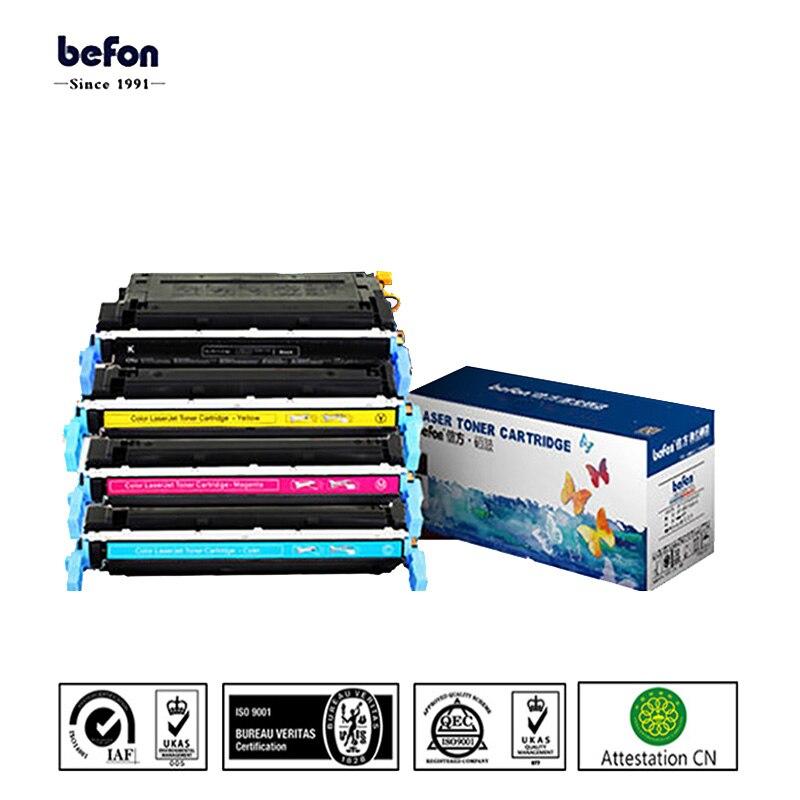 befon C9720A C9721A C9722A C9723A 9720 9721 9722 9723 Color Toner Cartridge Compatible for HP Color LaserJet 4600 4600n 4600dn impressoras laser 5500 5550 4600 4610 4650 compatible hp reset for c9720a 9720a toner cartridge chip