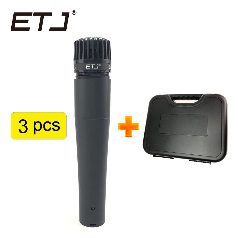 Best quality!!!SM 57 57LC SM57LC SM57 Clear Sound Wired Instrument professional Microphone professional wired