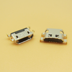Image 4 - 50PCS/Lot Micro Usb For Alcatel 7040N Charge Port Dock Socket For Lenovo A708t S890 For Huawei G7 G7 TL00  Charging Connector