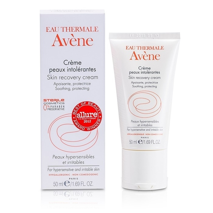 Avene - Skin Recovery Cream (For Hypersensitive & Irritable Skin) network recovery