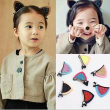 Party Favors 2018 explosions cat ears hair clips children's adults sale cute hair boots(China)