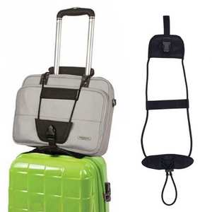 Suitcase Fixed-Belt Travel-Luggage Elastic Strap Carry-On-Bungee-Strap Adjustable