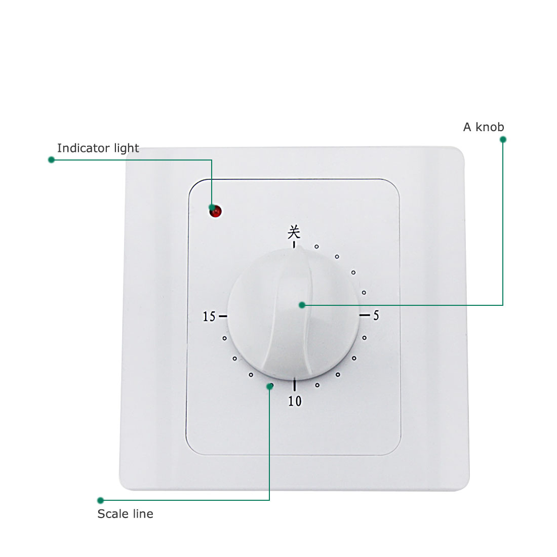 100% QualitäT Neue Ac 220 V 10a 30 Min Countdown Timer Schalter Elektrische Digitale Zeit Stecker Kontrollieren Schalter Timer Steckdose Knopf Stil Schalter Mechanische