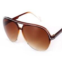 2017 New Fashion Sunglasses women Sun Glasses Goggles UV400 mirror glasses Gafas De Sol