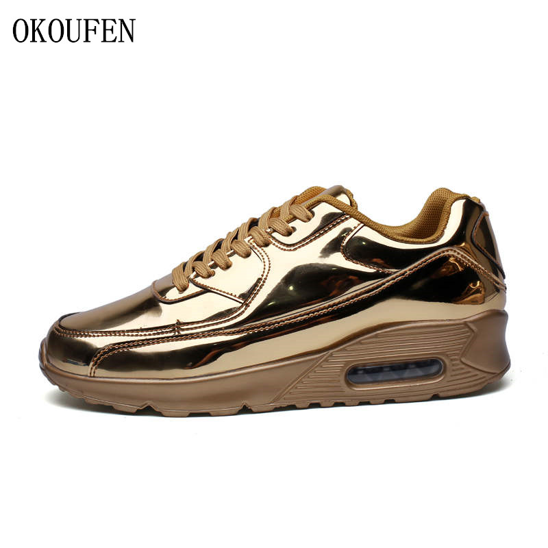 OKOUFEN New Arrival Men Running Shoes Sneakers Male Sports Shoes Zapatillas Deportivas Hombre Running Shoes For Men Trainer