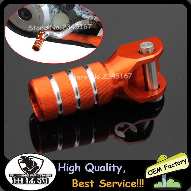 New Motorcycle Gear Shifter Shift Lever Tip Replacement For Ktm Sx