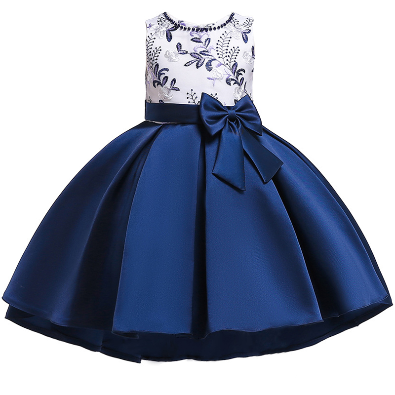 39bf34242120 2019 Carnival Party Costumes Kids Dresses For Girls Children Clothing Print Princess  Dress Wedding Dress Elegant