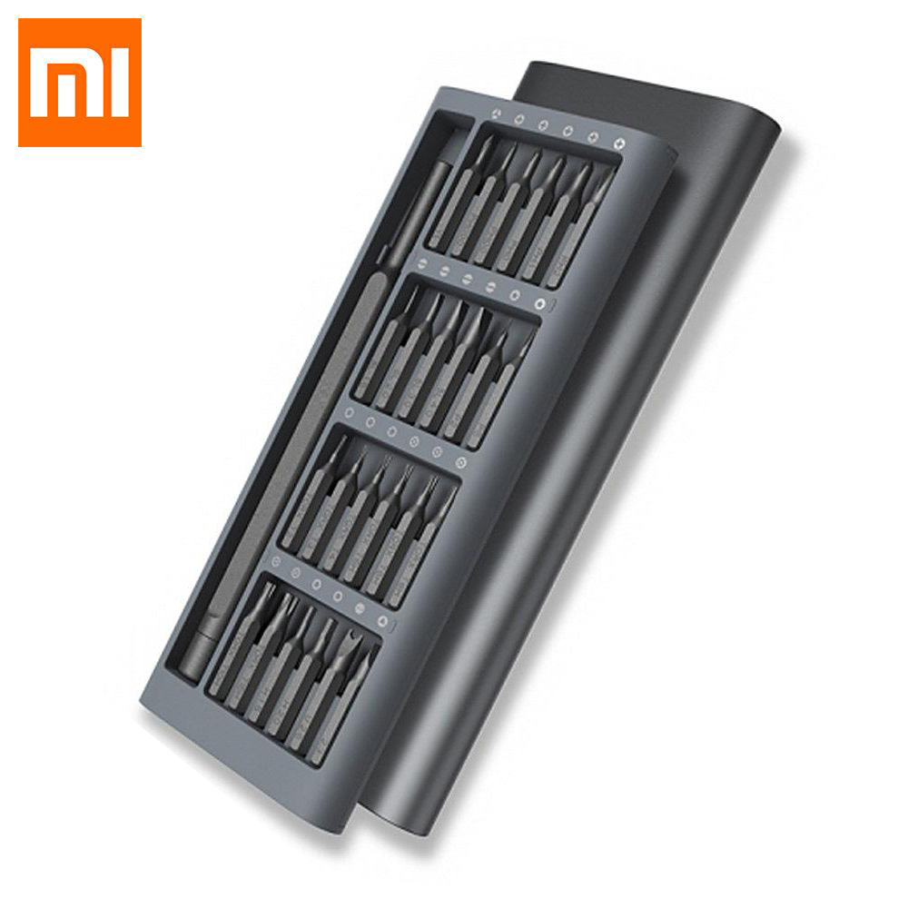 100% Original Xiaomi Mijia Mi Home Wiha Daily Use Magnetic Bits Repair Tools Screw Driver smart home Gift Sets Screwdriver Kit