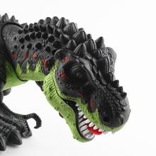 Electric Walking Tyrannosaurus Robots