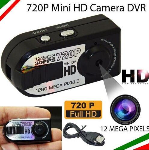 32GB Card+HD720P digital camera mini dvr Q5 with 12 million pixels & Thumb DV camera видео очки chiyuan hd720p 5mp ces 323