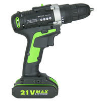 High Quality Power Tools 21V Multifunctional Electric Screwdriver With Lithium Battery Cordless Screwdriver 15 1 Torque