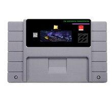 Grande vente 16 bits 46 broches Super jeu carte-rendre Ranger R2