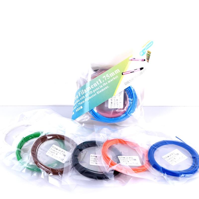 3d qələm aşağı temperaturlu filament PCL plastik 1.75mm 3D - Ofis elektronikası - Fotoqrafiya 2