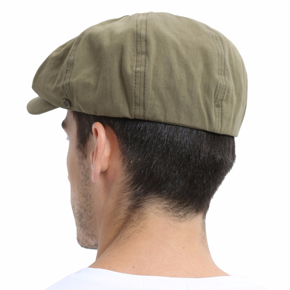 VOBOOM Summer Newsboy Cap Men Women Eight panel Hat Cotton Baker Boy Caps  Retro Apple Hats 134-in Newsboy Caps from Apparel Accessories on  Aliexpress.com ... ddb557b8ef5