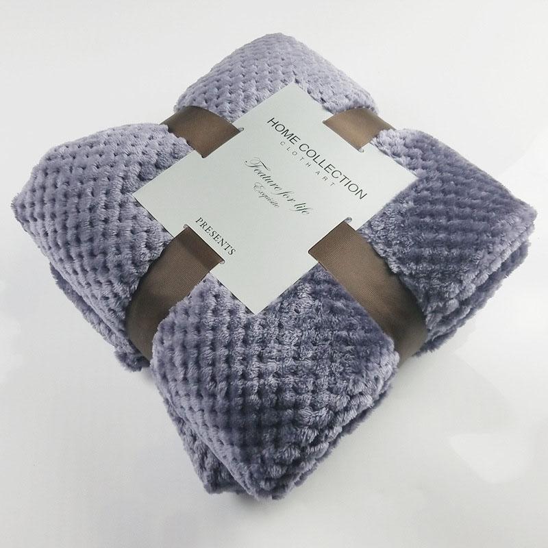 Manta Cobertor Casal ou Bebe 30