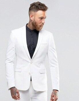 New Arrival Mens Dinner Party Prom Suits Groom Tuxedos Groomsmen Wedding Blazer Suits (Jacket+Pants) K:1362