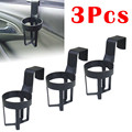 3pcs New Creative Car Truck Door Bottle Cup Mount Holder Stand Flexible Car Styling Drinking Holder Accessories