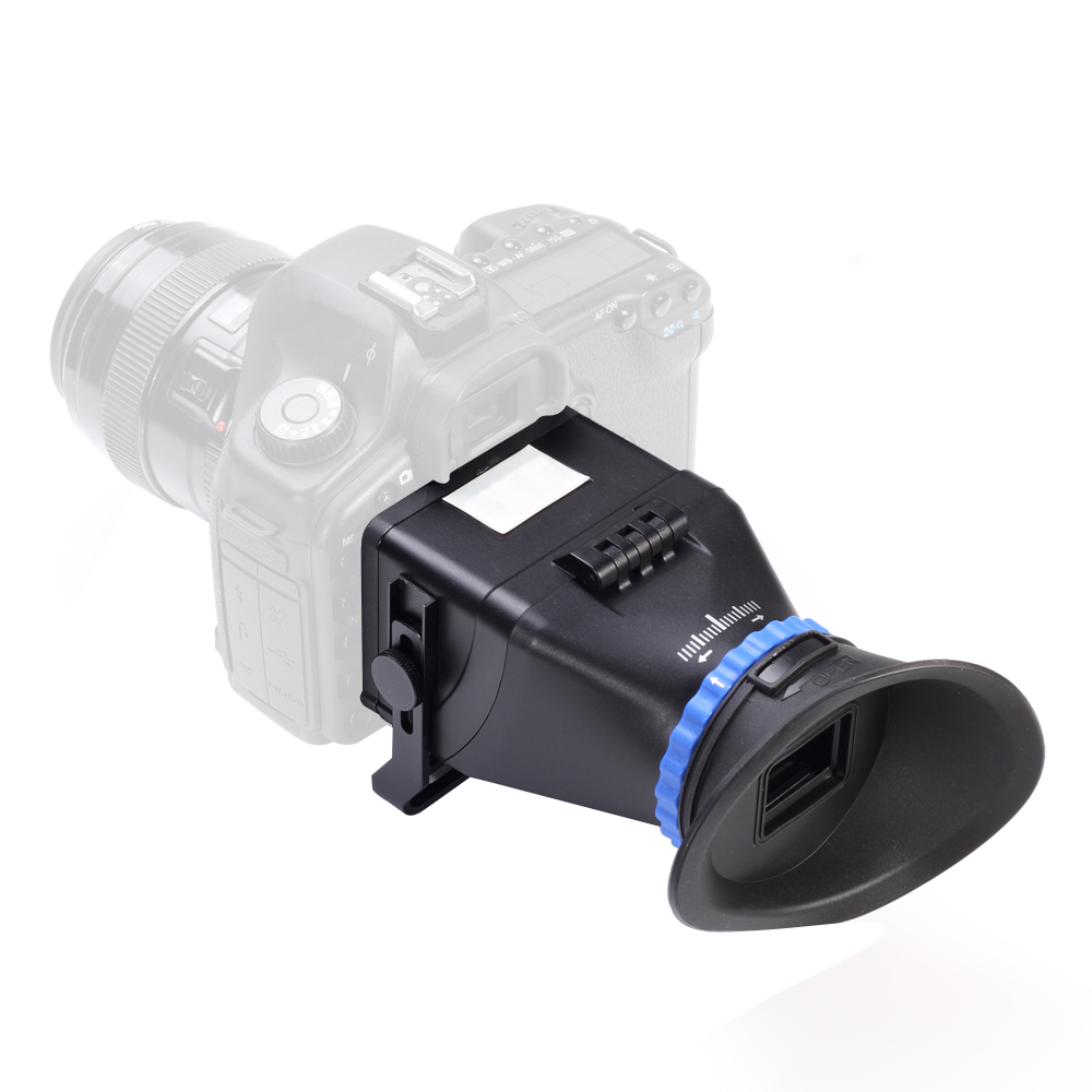 3x LCD Viewfinder Eyecup for 3.2