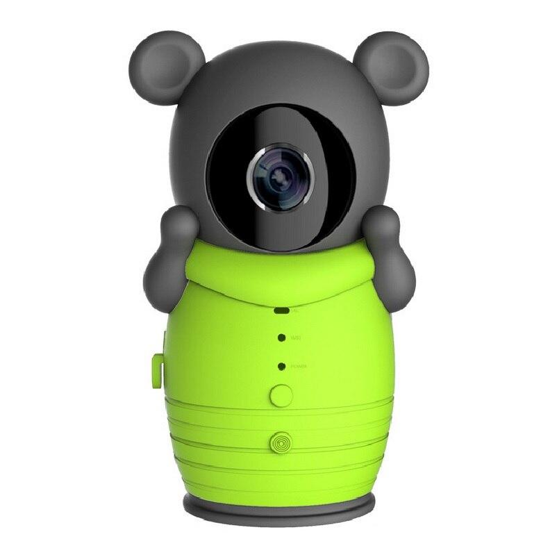Babykam p2p wifi venu bébé moniteur 720 P IR vision nocturne bébé interphone capteur de mouvement bébé alarme wifi caméra ip pour Android/iOS