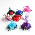 5 cm de los niños accesorios para el cabello niñas Mini Top Hat del cabrito del pelo Clips accesorios para el pelo 48 unids/lote envío gratis MFF05-003